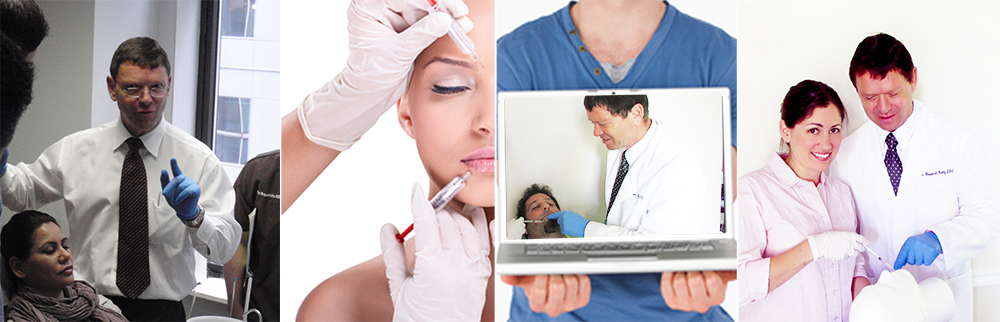 Botox Injection Training composite