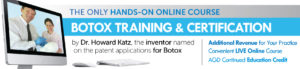 botox training banner