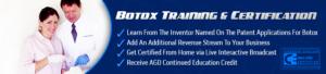 botox workshop banner