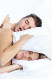 sleep apnea couple