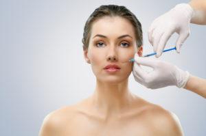 Dermal filler injection
