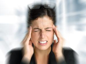 migraine patient