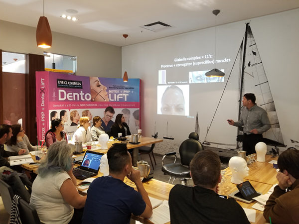 botox training in  LA