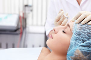 Injectables Training Student