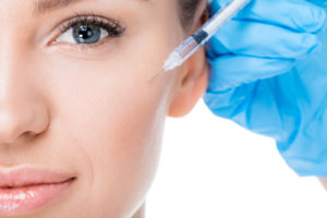dental botox injection