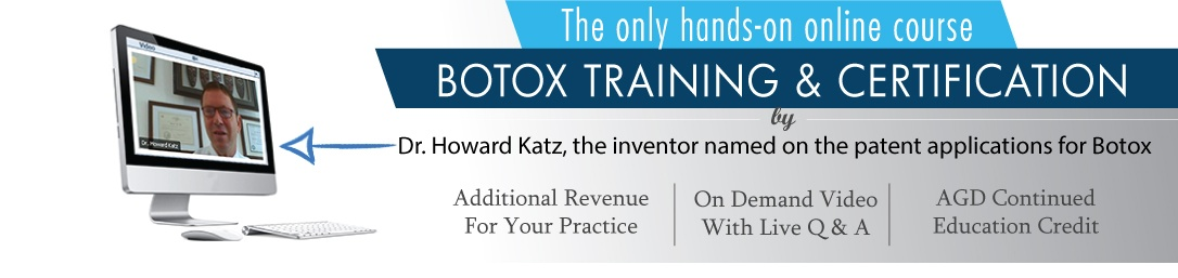 On Demand Botox training